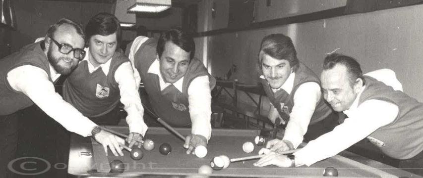 Heisse stoesse nach dem billiard